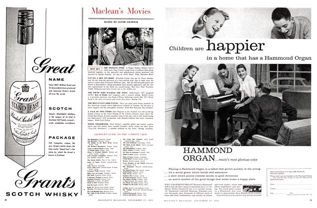 Article Preview: Maclean's Movies, September 1958 | Maclean's