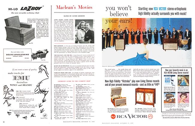Article Preview: Maclean's Movies, October 1958 | Maclean's
