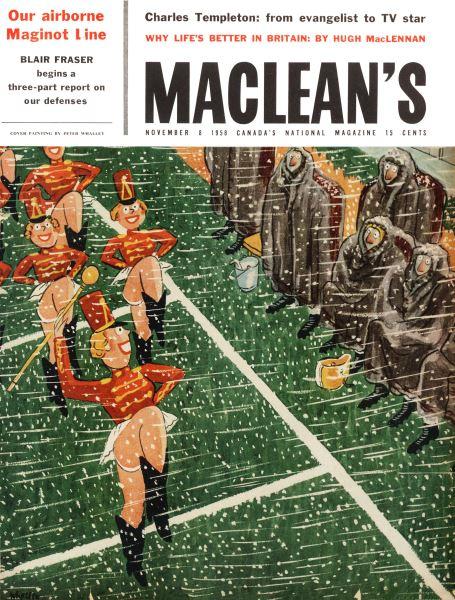 Issue: - November 1958 | Maclean's