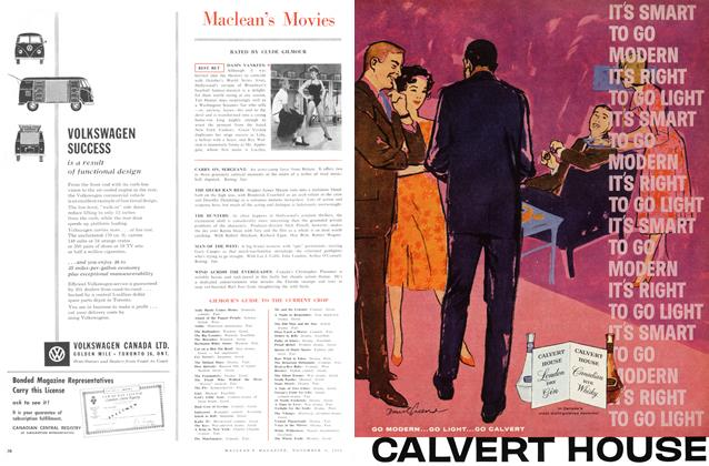 Article Preview: Maclean's Movies, November 1958 | Maclean's