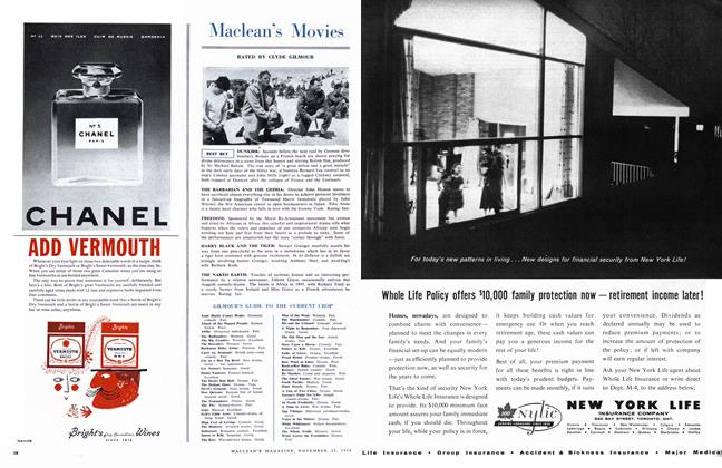 Article Preview: Maclean's Movies, November 1958 | Maclean's