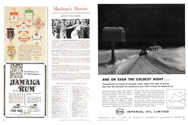 Article Preview: Maclean's Movies, December 1958 | Maclean's