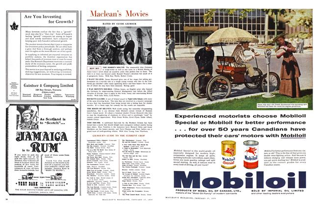 Article Preview: Maclean's Movies, January 1959 | Maclean's