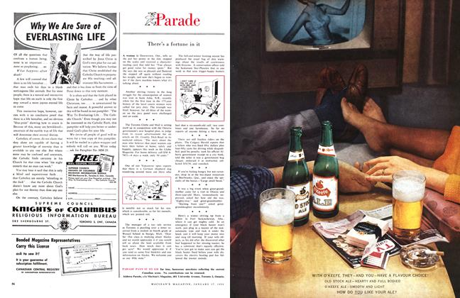 Article Preview: Parade, January 1959 | Maclean's