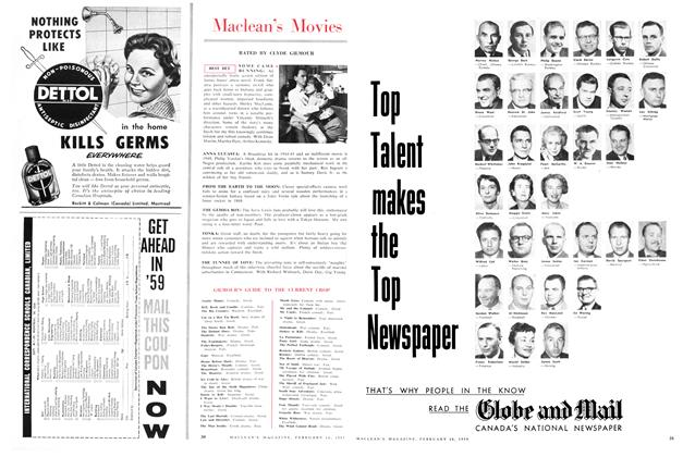 Article Preview: Maclean's Movies, February 1959 | Maclean's