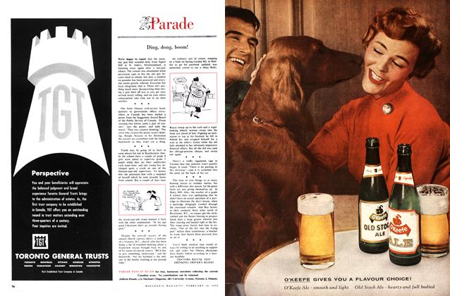 Article Preview: Parade, February 1959 | Maclean's