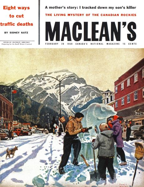 Issue: - February 1959 | Maclean's