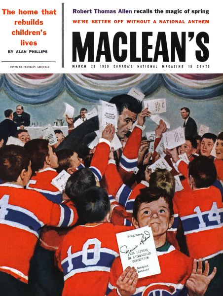 Issue: - March 1959 | Maclean's