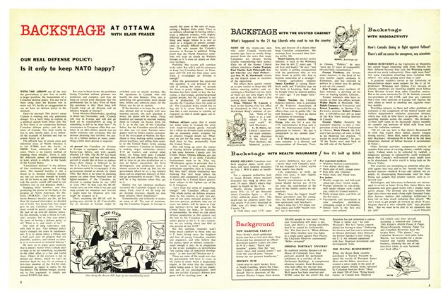 Article Preview: Backstage WITH RADIOACTIVITY, March 1959 | Maclean's