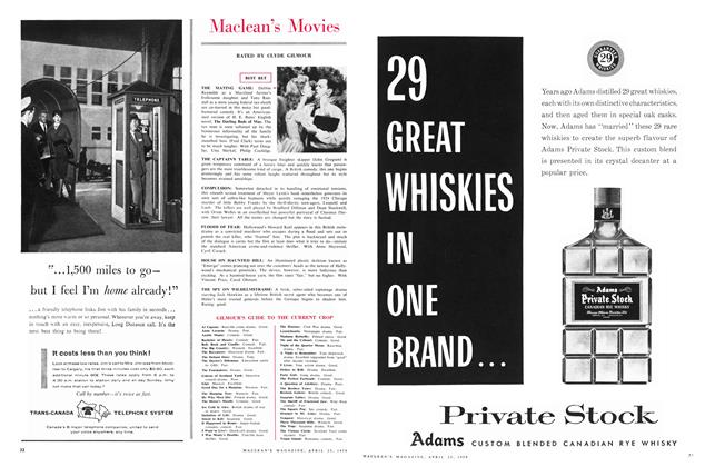 Article Preview: Maclean's Movies, April 1959 | Maclean's
