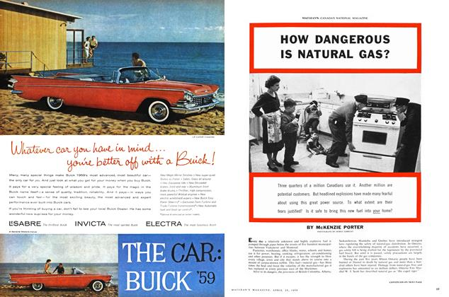 Article Preview: HOW DANGEROUS IS NATURAL GAS?, April 1959 | Maclean's