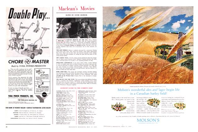 Article Preview: Maclean's Movies, May 1959 | Maclean's