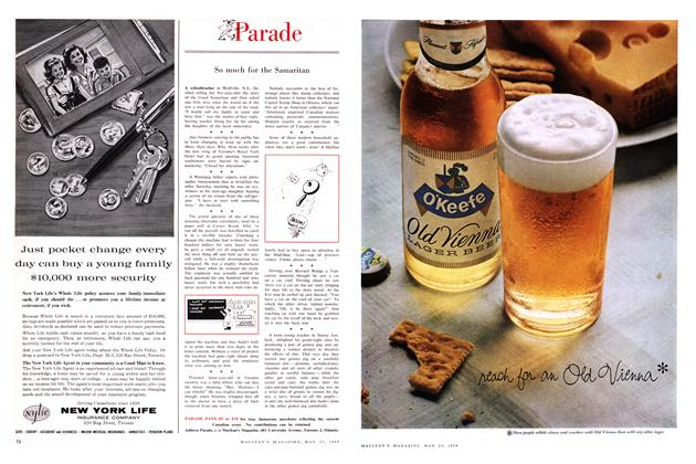 Article Preview: Parade, May 1959 | Maclean's