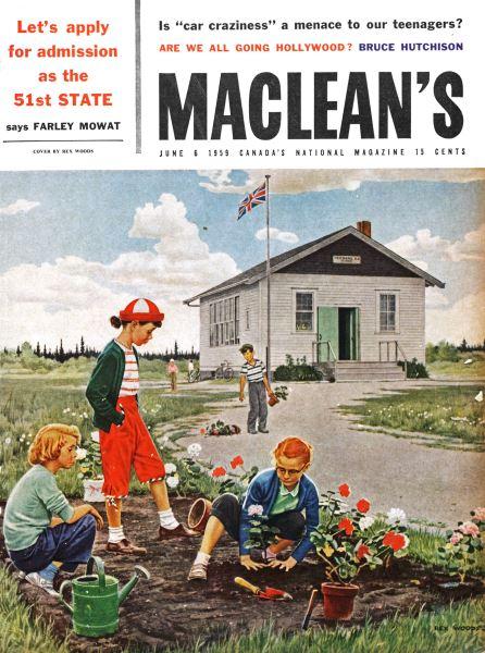 Issue: - June 1959 | Maclean's