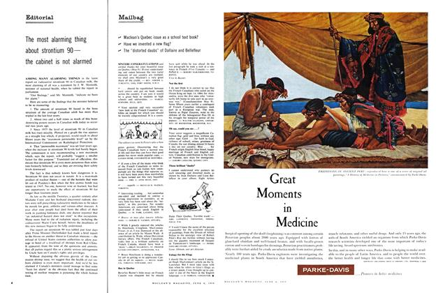 Article Preview: Mailbag, June 1959 | Maclean's