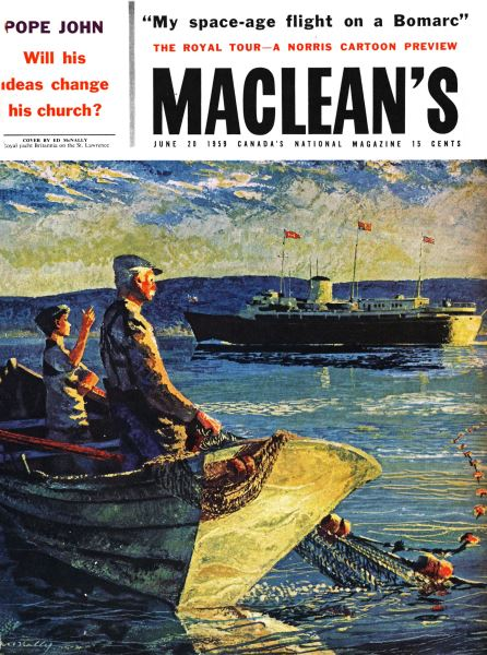 Issue: - June 1959 | Maclean's