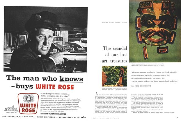 Article Preview: The scandal of our lost art treasures, July 1959 | Maclean's