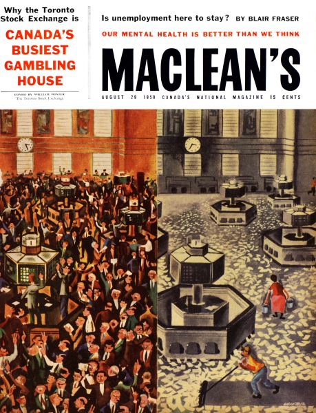 Issue: - August 1959 | Maclean's