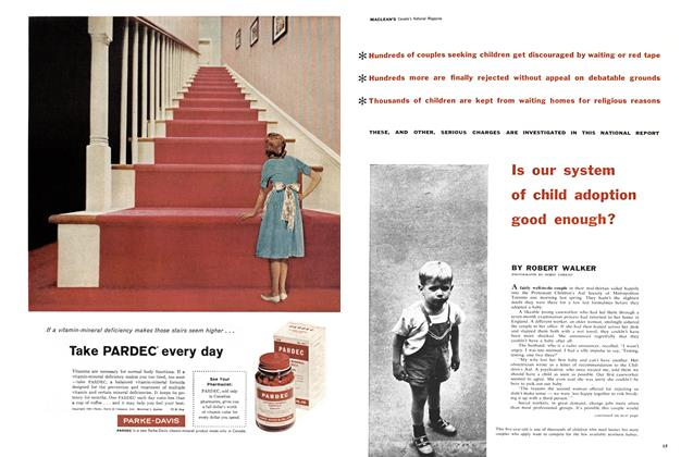 Article Preview: Is our system of child adoption good enough?, September 1959 | Maclean's