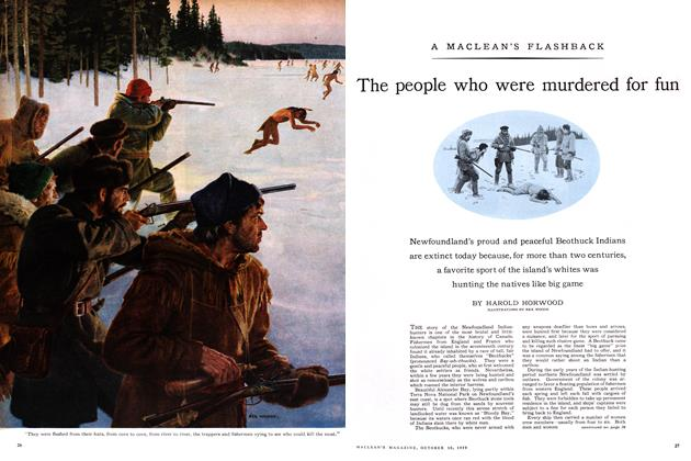 Article Preview: The people who were murdered for fun, October 1959 | Maclean's