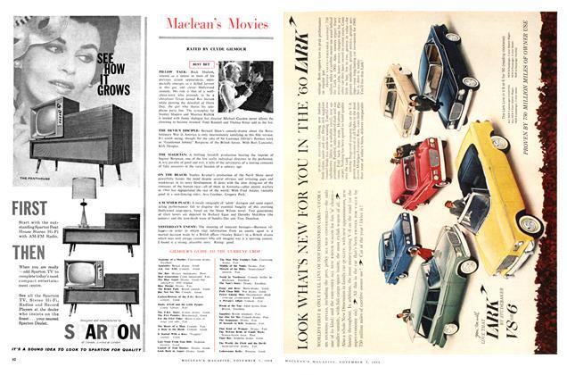 Article Preview: Maclean's Movies, November 1959 | Maclean's