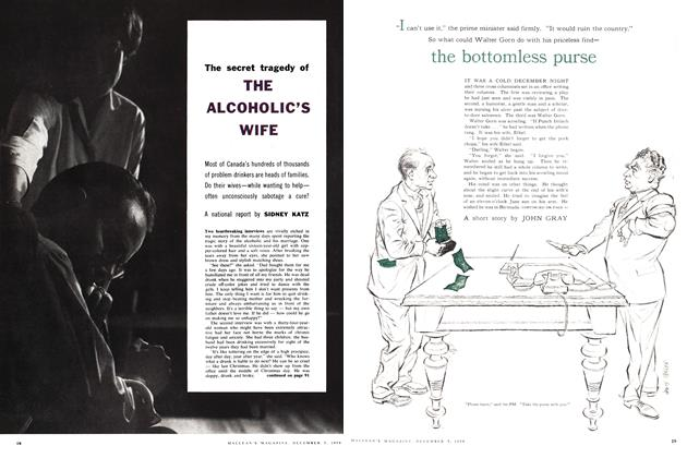 Article Preview: the bottomless purse, December 1959 | Maclean's