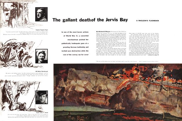 Article Preview: The gallant death of the Jervis Bay, December 1959 | Maclean's