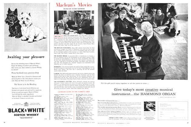 Article Preview: Maclean's Movies, December 1959 | Maclean's