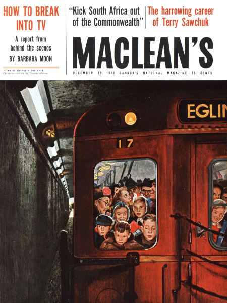 Issue: - December 1959 | Maclean's