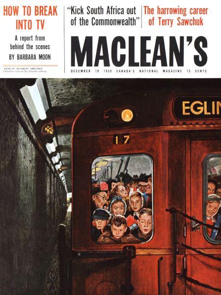 Issue: - December 1959 | Maclean's