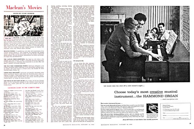 Article Preview: Maclean's Movies, January 1960   Maclean's