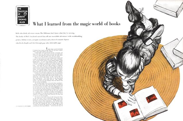 Article Preview: What I learned from the magic world of books, January 1960 | Maclean's