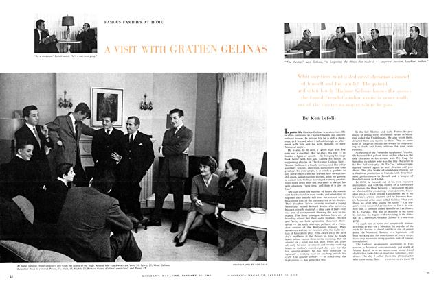 Article Preview: A VISIT WITH GRATIEN GELINAS, January 1960 | Maclean's