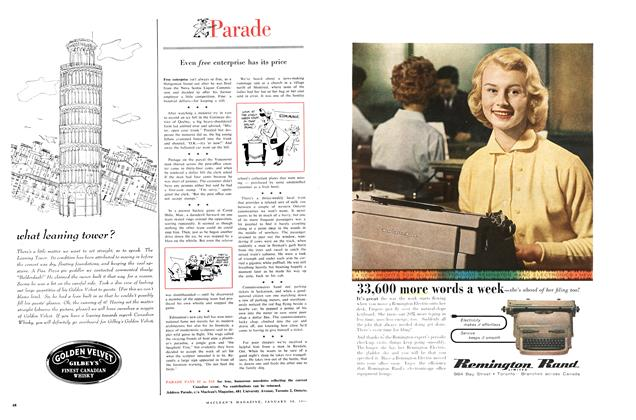 Article Preview: Parade, January 1960 | Maclean's