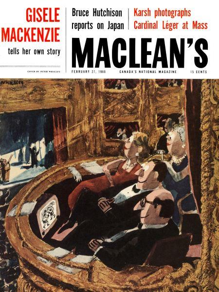 Issue: - February 1960   Maclean's