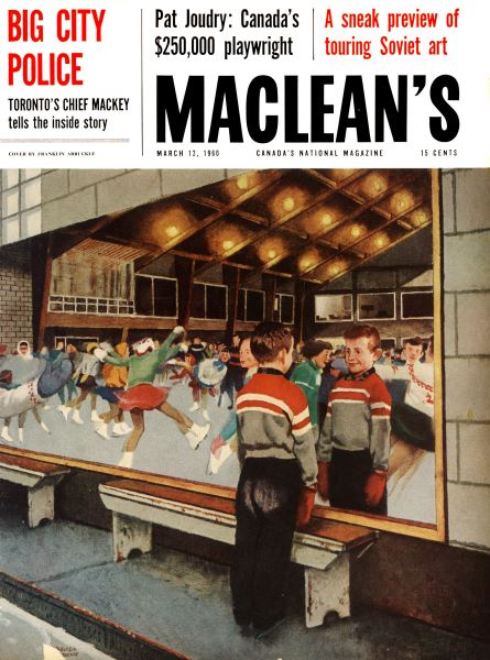 Issue: - March 1960 | Maclean's