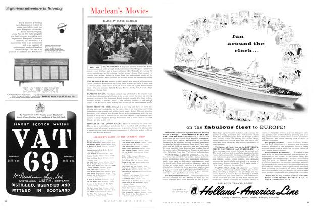 Article Preview: Maclean's Movies, March 1960 | Maclean's