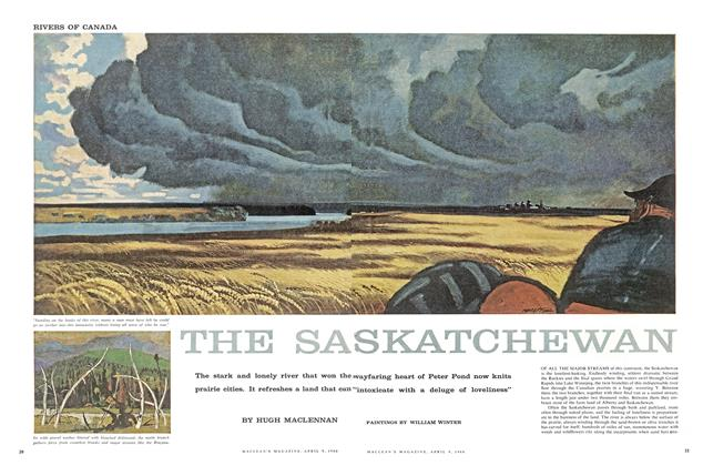 Article Preview: THE SASKATCHEWAN, April 1960 | Maclean's
