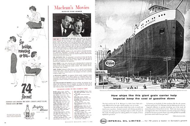 Article Preview: Maclean's Movies, April 1960 | Maclean's