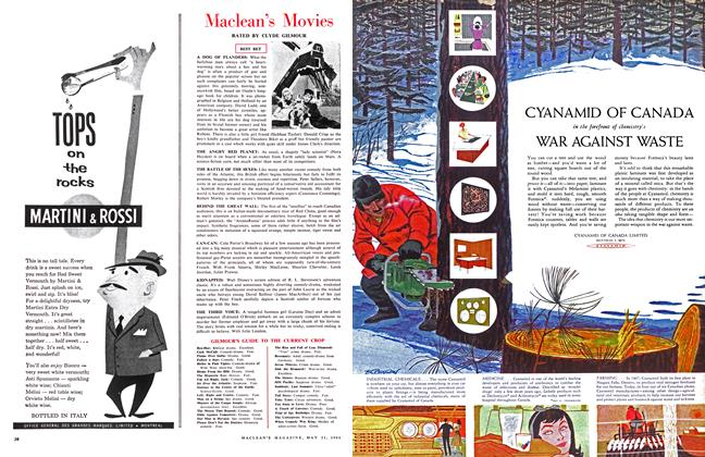 Article Preview: Maclean's Movies, May 1960 | Maclean's