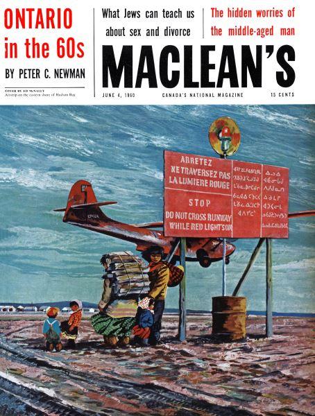Issue: - June 1960   Maclean's