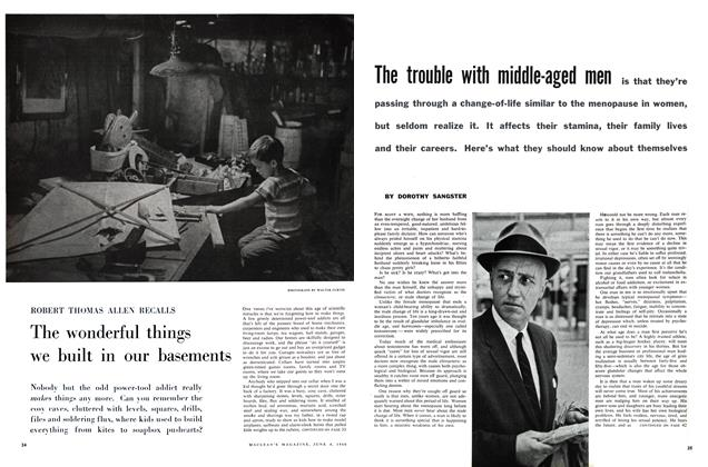 Article Preview: The trouble with middle-aged men, June 1960 | Maclean's