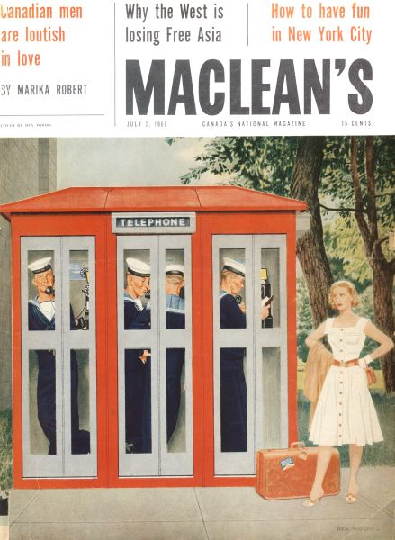 Issue: - July 1960 | Maclean's