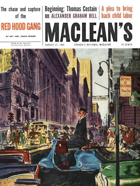 Issue: - August 1960   Maclean's