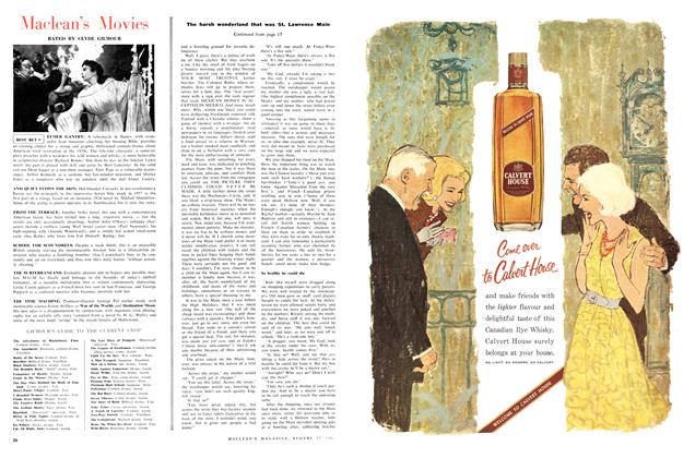Article Preview: Maclean's Movies, August 1960 | Maclean's