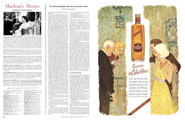 Article Preview: Maclean's Movies, August 1960 | Maclean's