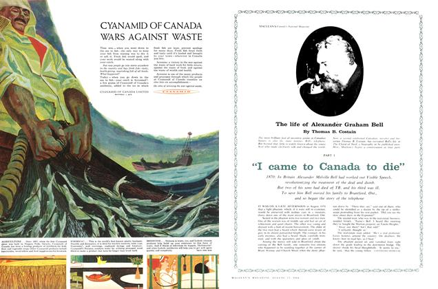 "Article Preview: ""I came to Canada to die"", August 1960 