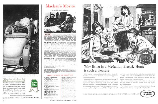 Article Preview: Maclean's Movies, September 1960 | Maclean's