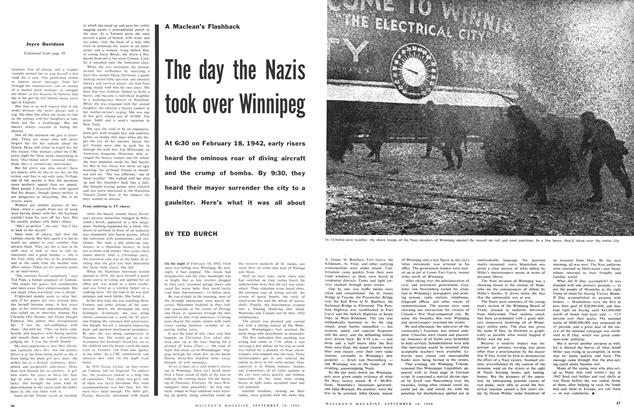 Article Preview: The day the Nazis took over Winnipeg, September 1960 | Maclean's