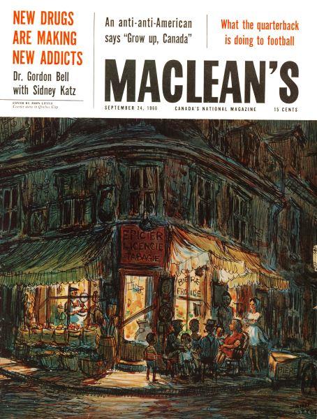 Issue: - September 1960 | Maclean's